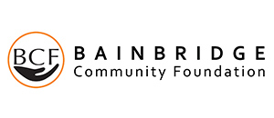 Thank you to Bainbridge Community Foundation for being a BIR Sponsor