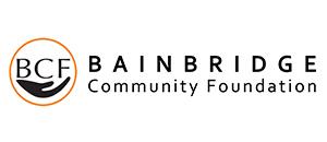 Thank you to Bainbridge Community Foundation for being a BIR Sponsor