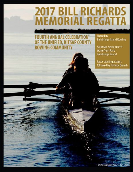 BIR - Bill Richard Regatta 2017 Poster