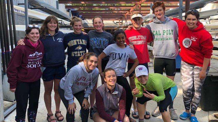BIR Junior Rowers - 2018 Seniors Colleges