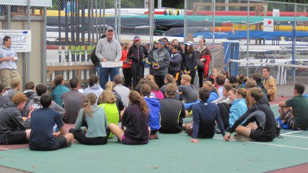 BIR Juniors - Tennis Court Team Meeting