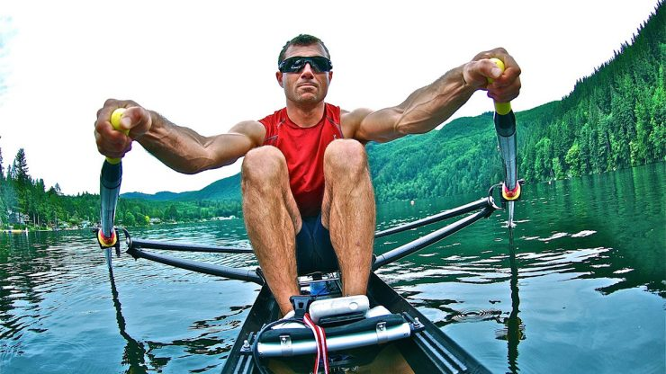 Is rowing the perfect workout