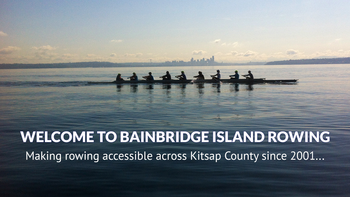 Bainbridge Island Rowing BIR