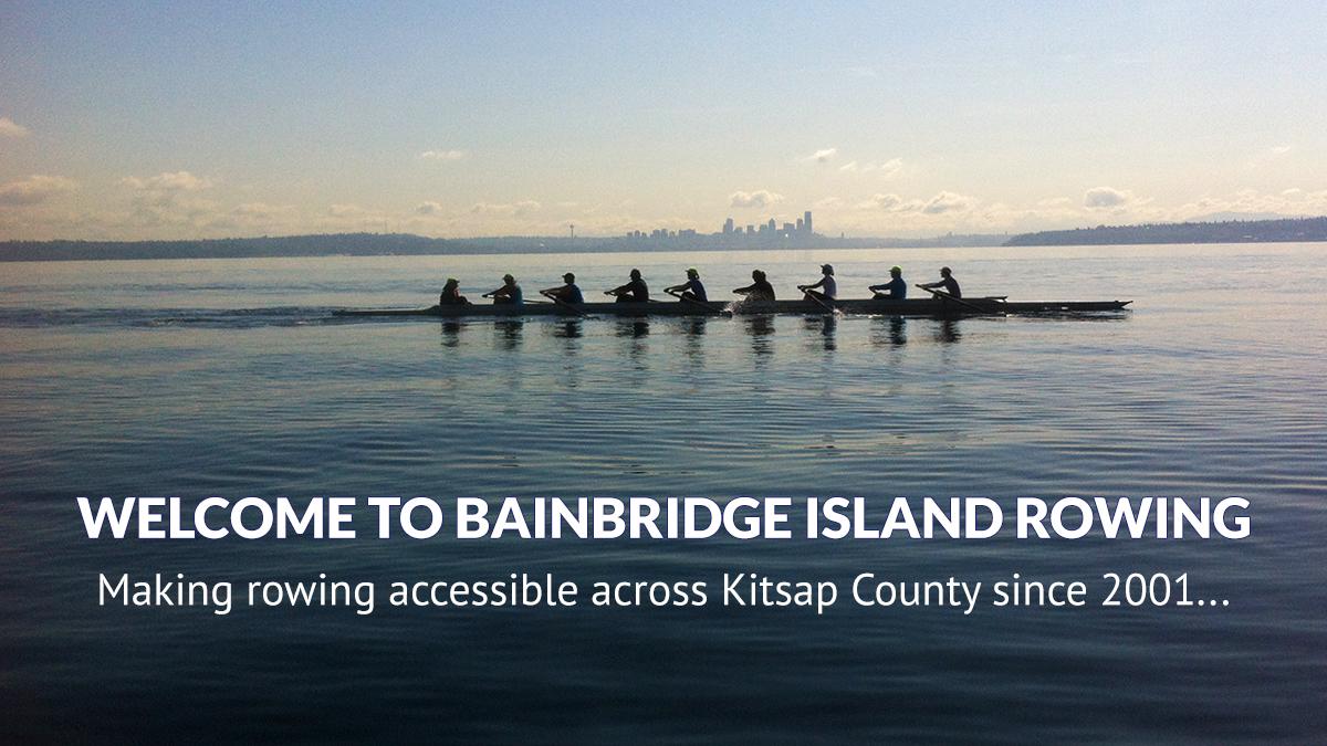 Bainbridge Island Rowing BIR