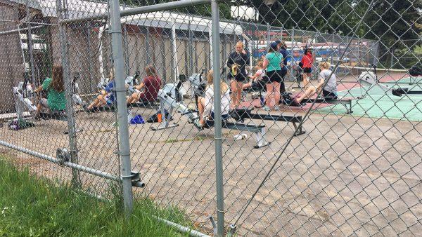 BIR Juniors - Boatyard or Prison Yard Erging?