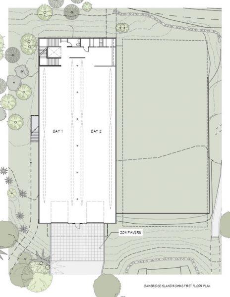 Stan Pocock Legacy Rowing Center Floorplan 1