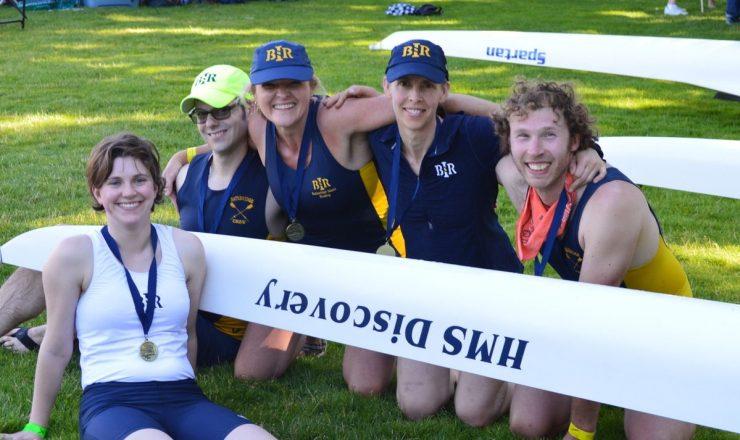 Masters Rowing Regionals 2018
