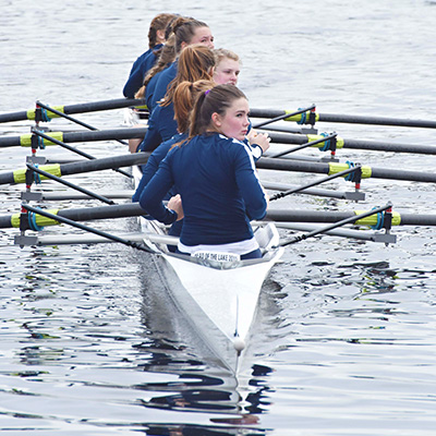 BIR Juniors - Girls Varsity Boat