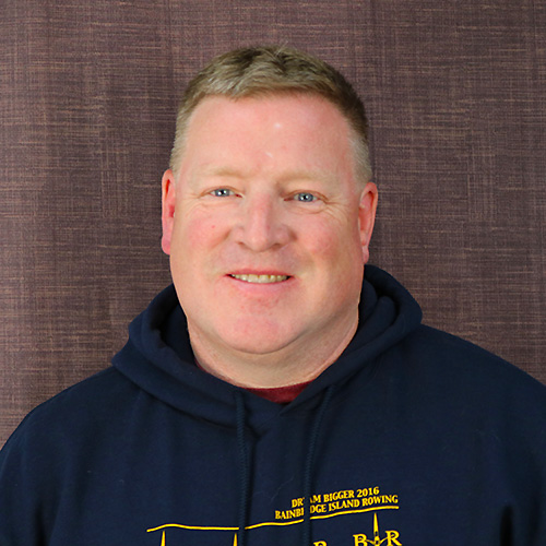 Tim Dore - BIR Board - Rowing Center