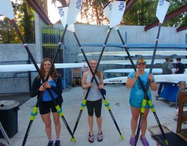 oars and racks