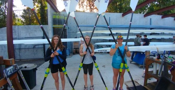 oars and racks