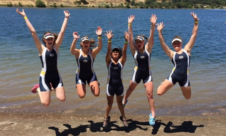 BIR Girls 4+ at Nationals 2018