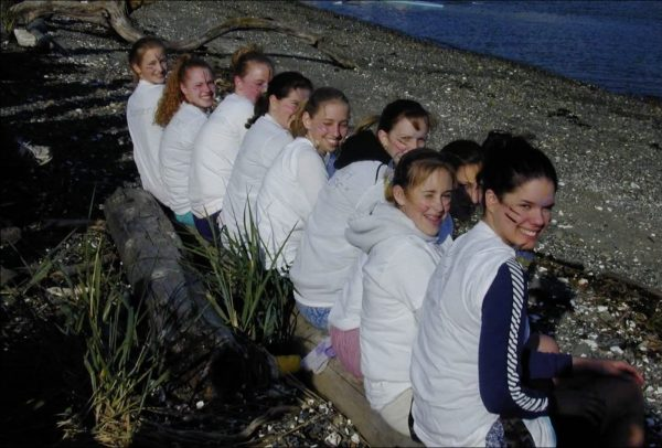 Bainbridge Island Rowing - First Juniors
