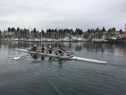 BRRRR Regatta 2017 by Sarah Lane