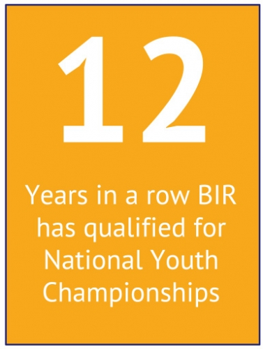 12 Years Of Qualifying For Youth National Championships