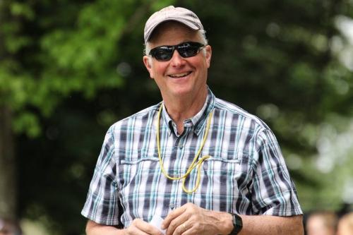 BIR Director of Coaching Bruce Beall at Regionals 2018