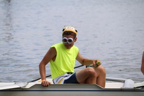 BIR Family - The Minion rower