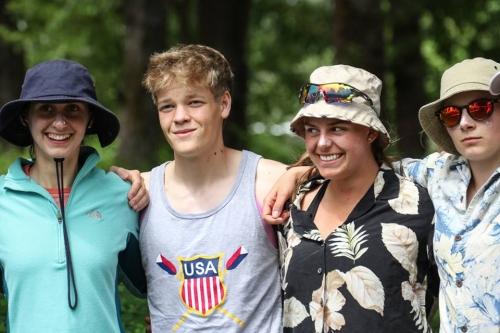 Varsity Boys & Girls at Regionals 2018